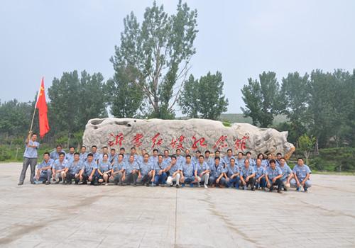 公司隆重庆祝建党95周年